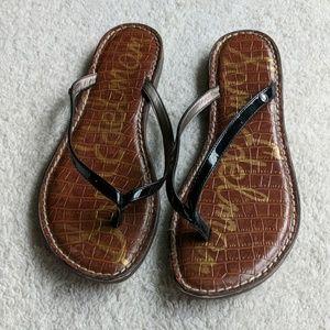 Sam Edelman Black Gracie Sandals